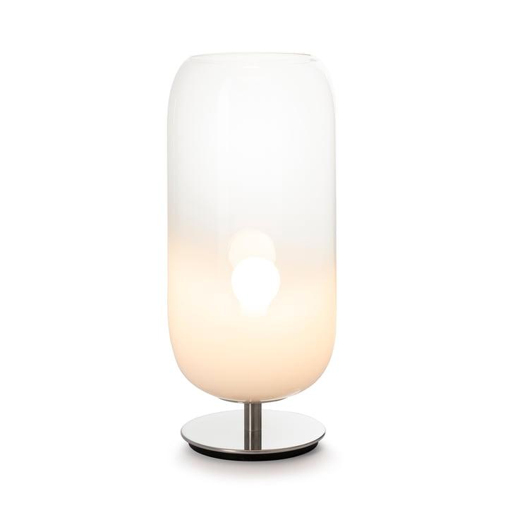 Lampe de table Gople H 48,5 cm, blanc d' Artemide