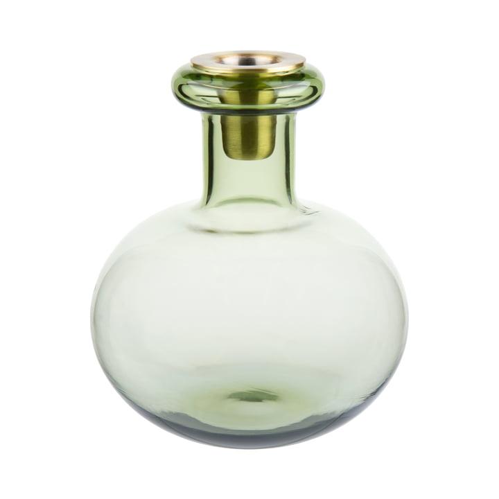 Le bougeoir Butticula, vert mousse de Marimekko