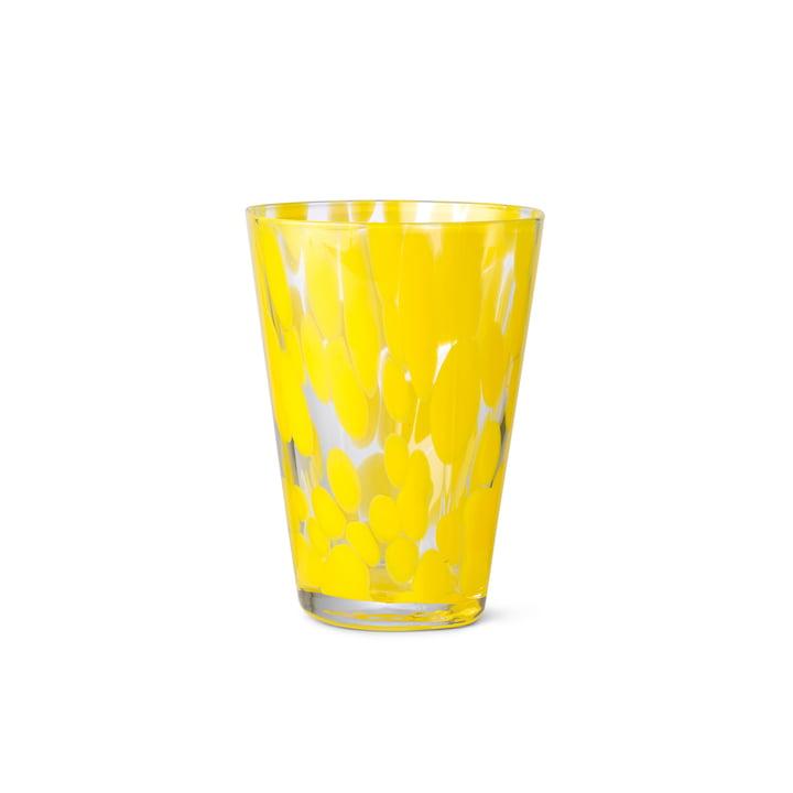 Le Casca verre à boire de ferm Living in Dandelion