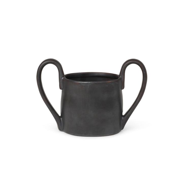 La tasse pour enfants Flow de ferm Vivre en noir