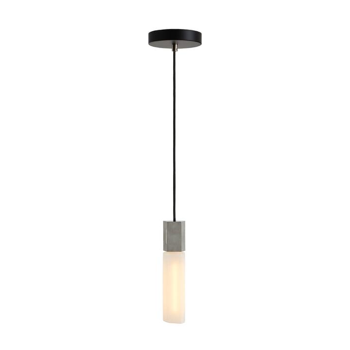Basalt Lampe à suspension Single, acier inoxydable de Tala