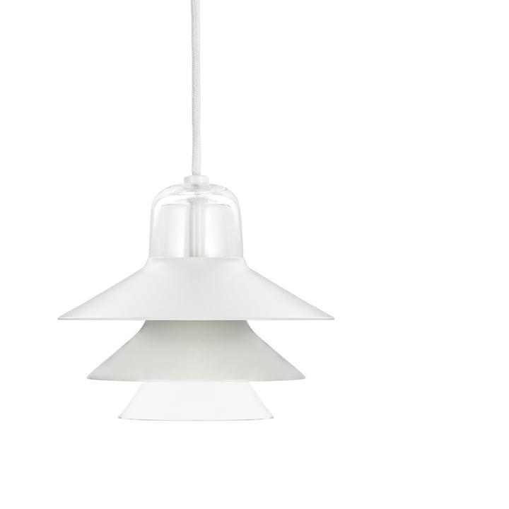 Normann Copenhagen - Ikono Lampe à suspension, grise, petite
