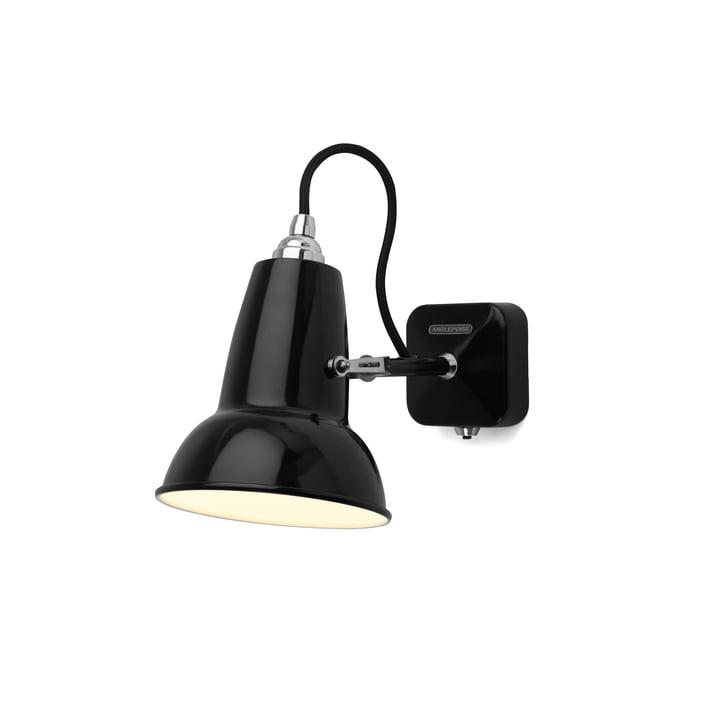 Mini applique originale 1227, noir câble, Jet by Anglepoise