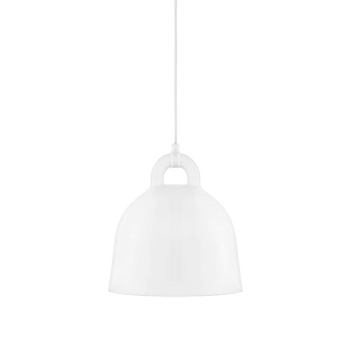Suspension Bell de Normann Copenhagen en blanc (small)