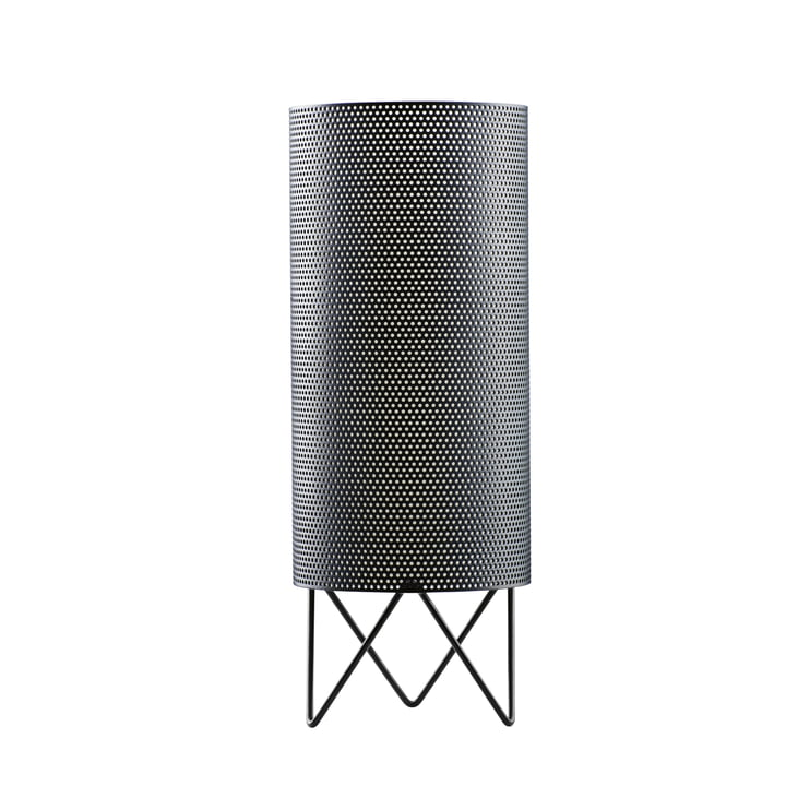 Gubi - Lampe de table Pedrera PD1, noir, représentation individuelle