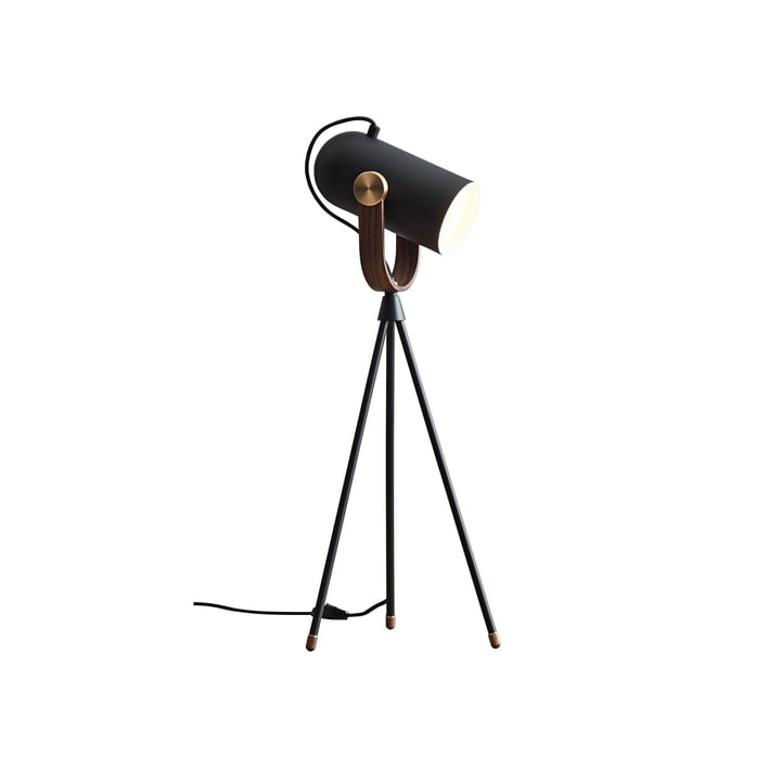 Lampe de table Carronade High Le Klint en noir