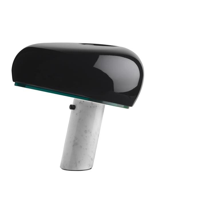Snoopy Lampe de table de Flos en noir