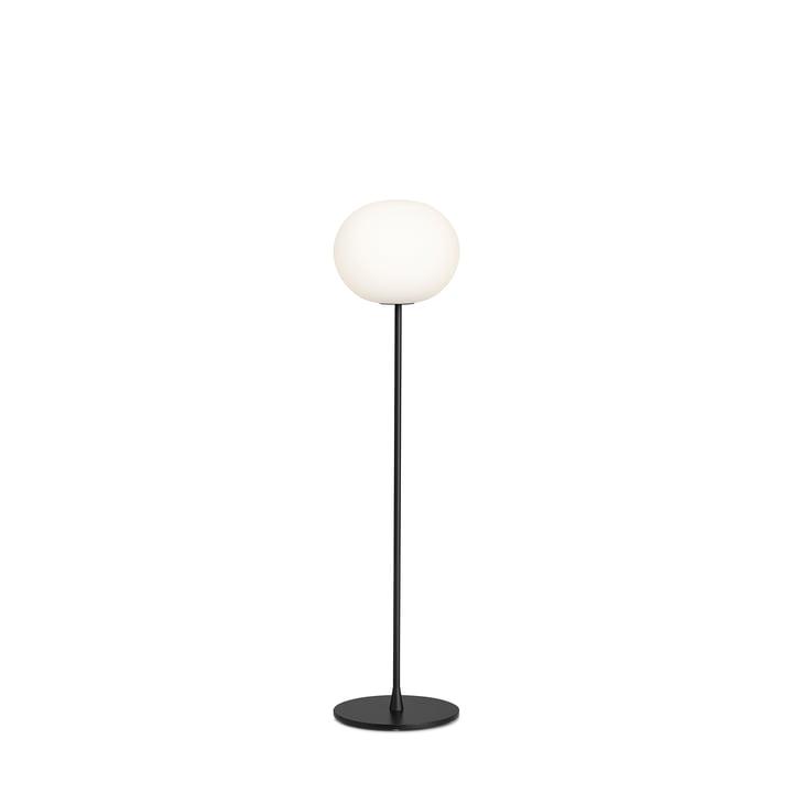 Le lampadaire Glo Ball F 1 de Flos en noir mat