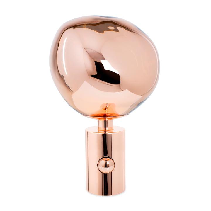 Tom Dixon - Lampe de table Melt en cuivre