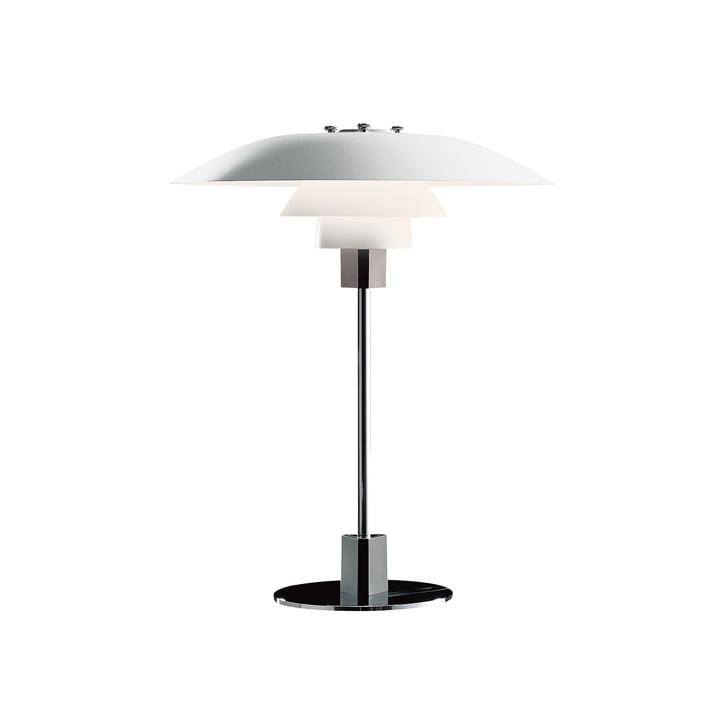 La Louis Poulsen - PH 4/3 lampe de table en blanc