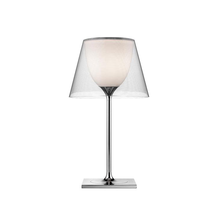 K Tribe Lampe de table T1 de Flos en transparent