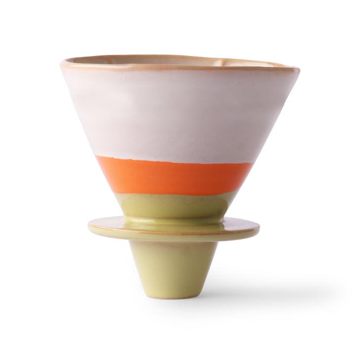 70's Filtre à café, multicolore par HKliving