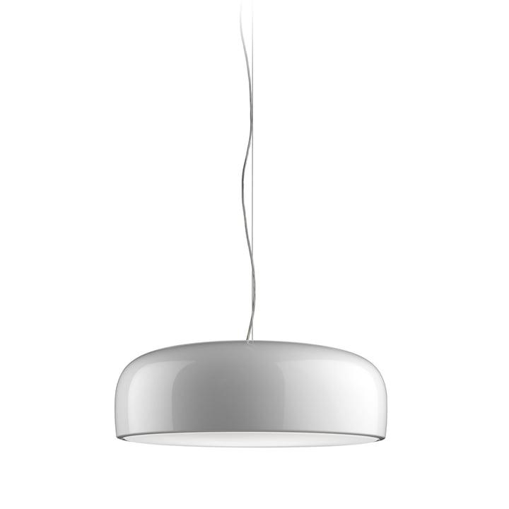 Flos - Smithfield S Suspension lumineuse, blanc