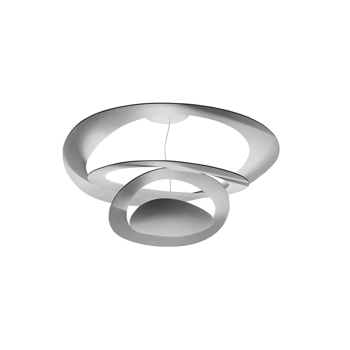Artemide – Plafonnier Pirce Mini Soffitto, blanc