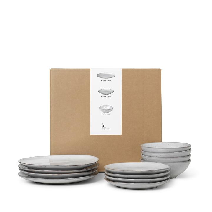 Nordic Sand Plats Dinner - Ensemble de Broste Copenhagen