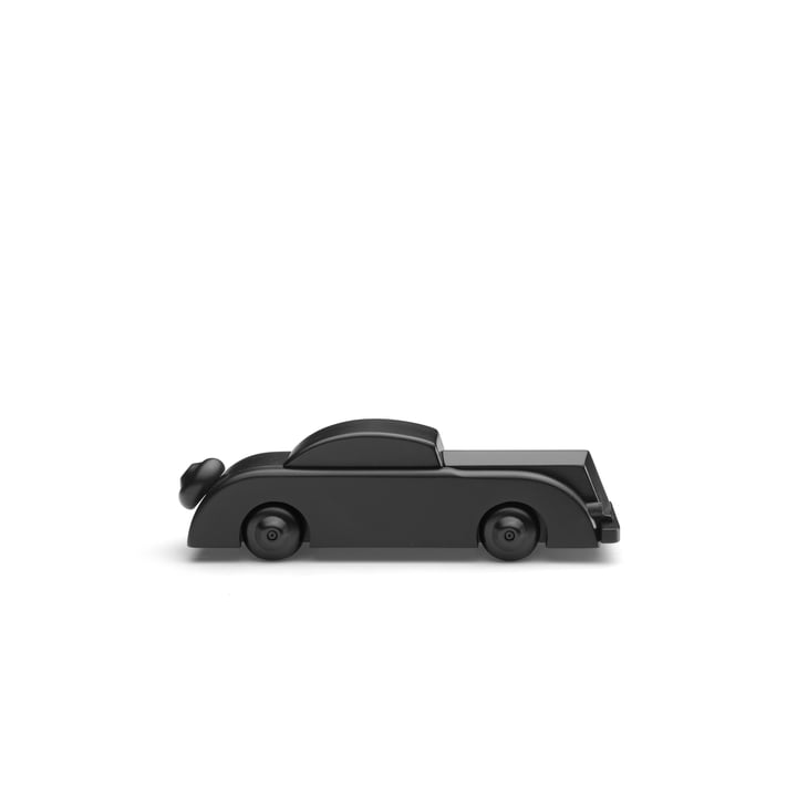 Limousine en bois petite, noire par Kay Bojesen