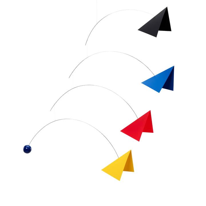 Fatamorgana Mobile, multicolore de Flensted Mobiles