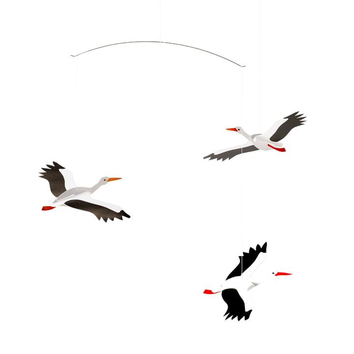 Lucky Storks Mobile de Flensted Mobile