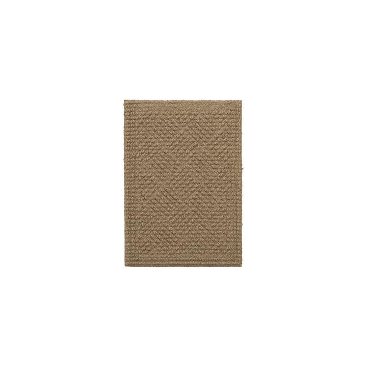 Le paillasson Clean de House Doctor en naturel, 90 x 60 cm