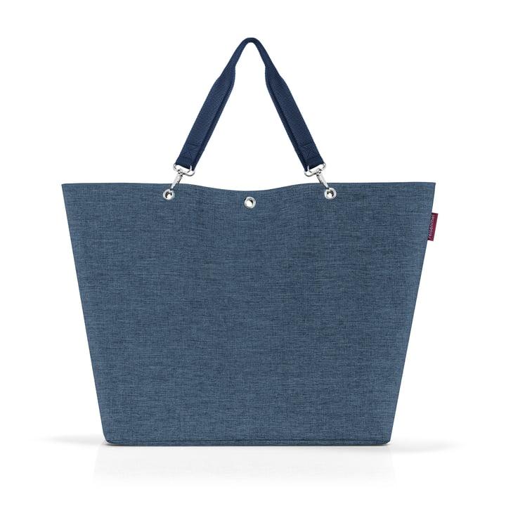 Le Shopper XL de reisenthel en twist blue