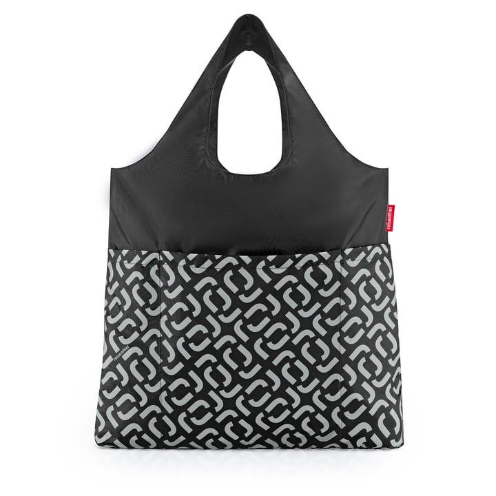 Le site mini maxi shopper plus de reisenthel en signature black