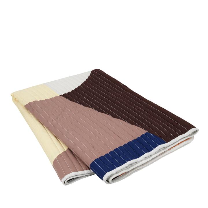 Le couvre-lit Fie de Broste Copenhagen , coloré