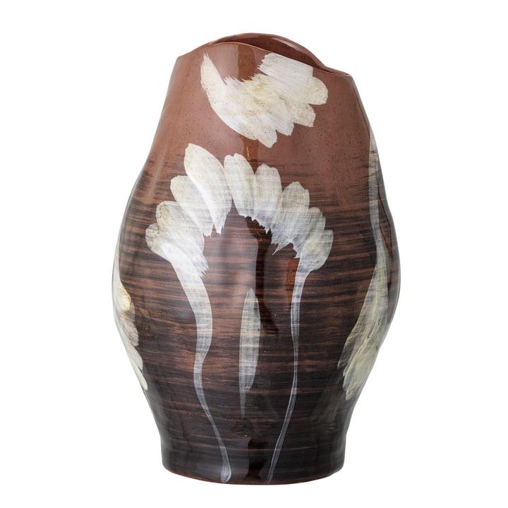 Le vase Obsa de Bloomingville en brun, H 30 cm