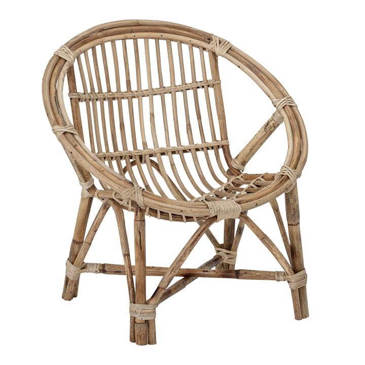 Jubbe chaise pour enfants de Bloomingville dans la nature