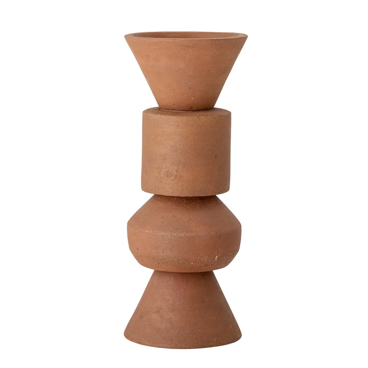 Le vase Karar de Bloomingville , H 40 cm, orange