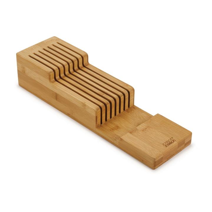 Le DrawerStore Bamboo organisateur de couteaux de Joseph Joseph