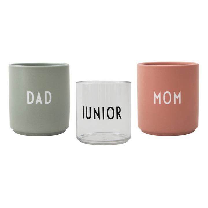 Le coffret cadeau Family de Design Letters