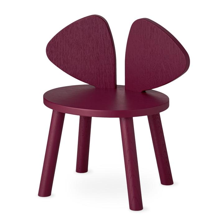 Mouse La chaise pour enfants de Nofred en Bourgogne