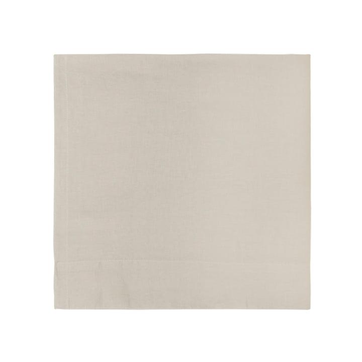 Connox Collection - Nappe en lin 150 x 250 cm, nature