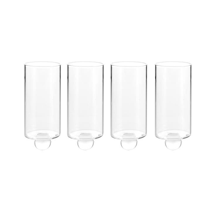 Vases pour Stumpastaken, Jeu de 4 de Born in Sweden