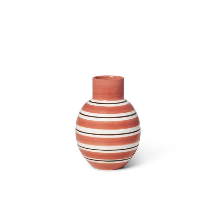 Le vase Omaggio de Kähler Design , H 14,5 cm, terre cuite