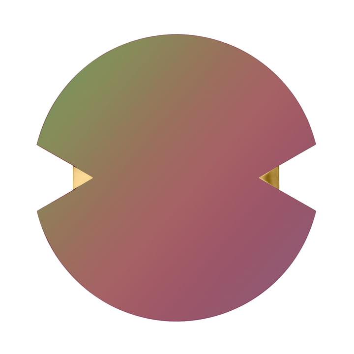 Le miroir Verto de AYTM , Ø 70 cm, rainbow