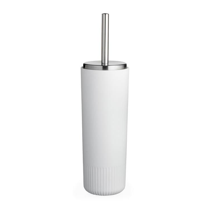 La brosse de toilette Plissé de Södahl , blanche