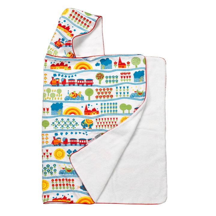 La serviette à capuche de byGraziela , Railway