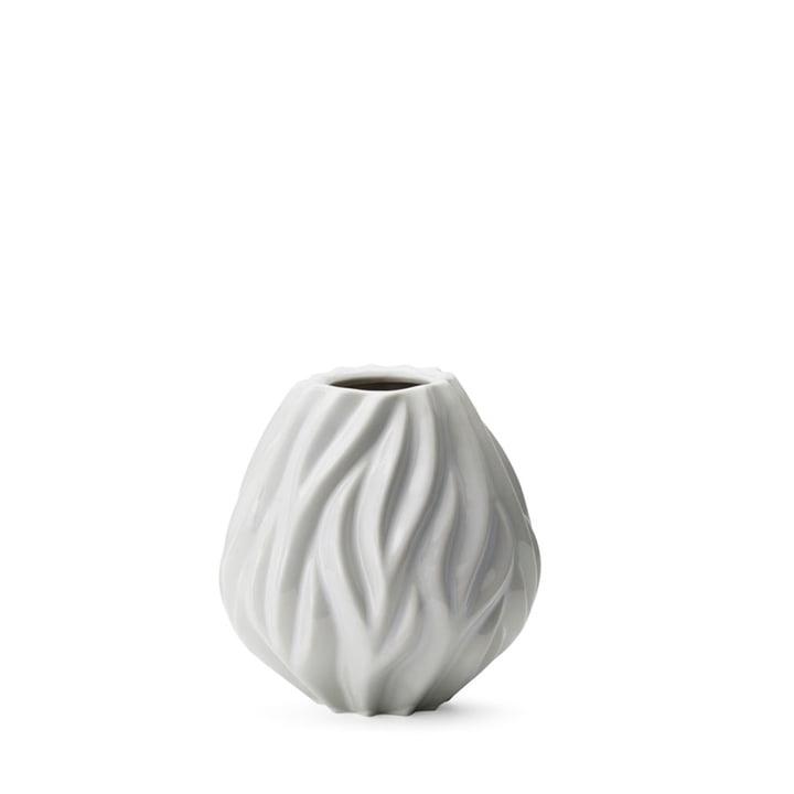 Flame Vase de Morsø H 15 cm en blanc