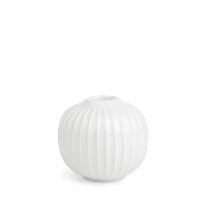 Hammershøi Chandelier Ø 8 x H 5,5 cm de Kähler Design en blanc