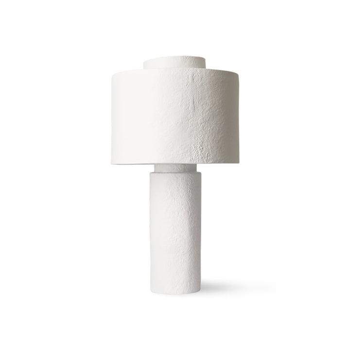 La lampe de table Gesso de HKliving , blanc mat