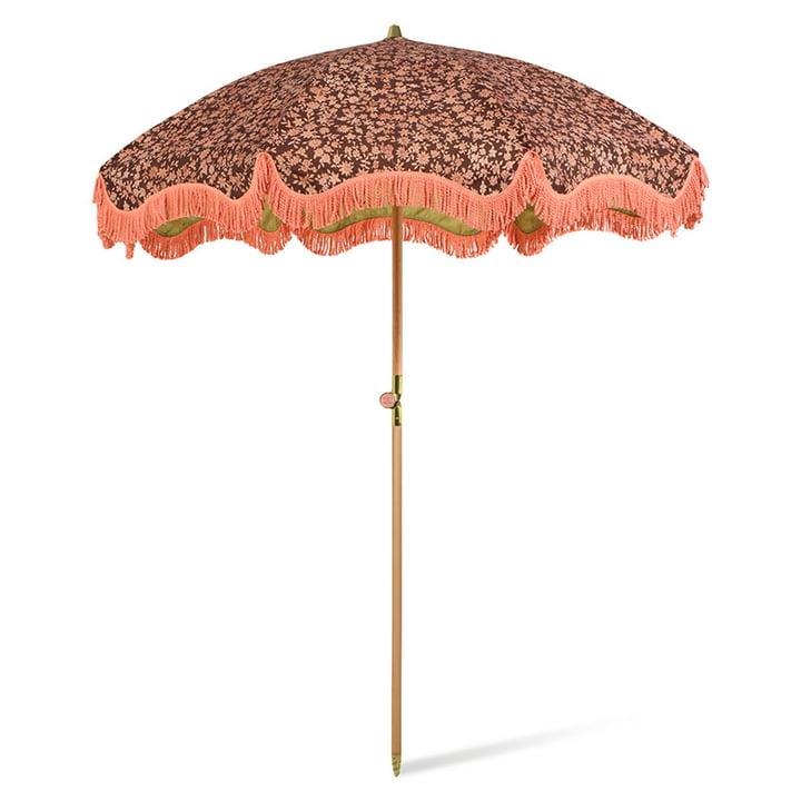 Le DORIS Vintage parasol de HKliving , Ø 200 cm, vintage floral