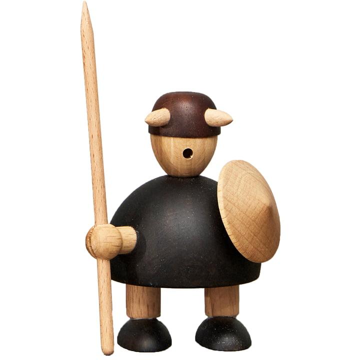 Petite figurine en bois The Vikings of Denmark de Andersen Furniture