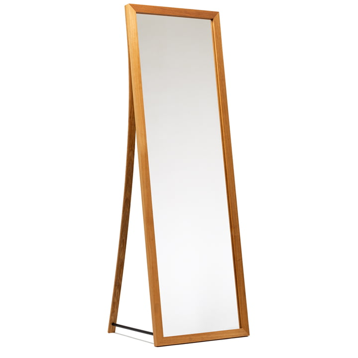 Framed Mirror de We Do Wood en chêne naturel