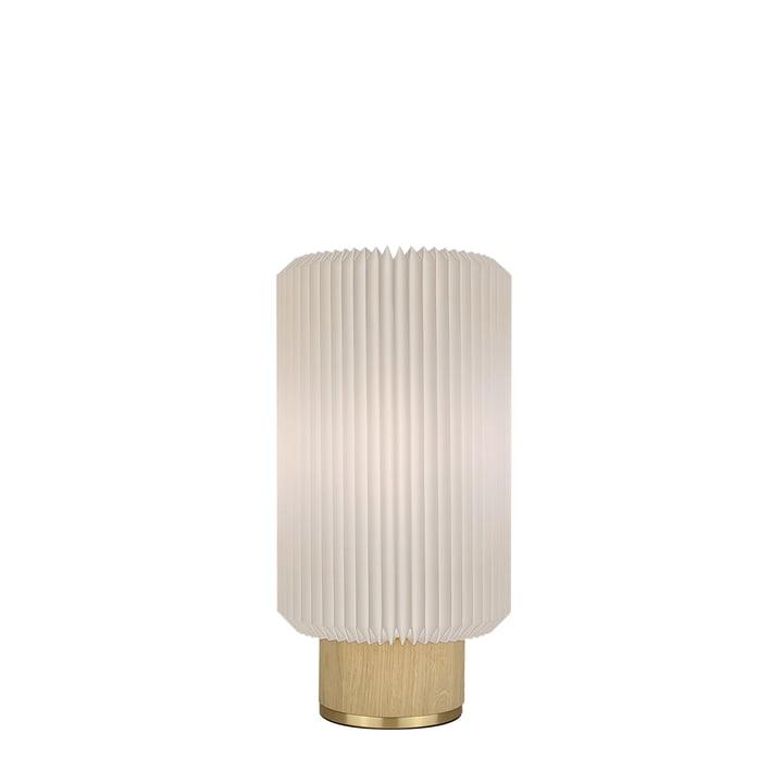 Cylinder Lampe de table petite de Le Klint en chêne clair