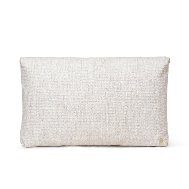 Clean Coussin Boucle 40 x 60 cm de ferm Living en blanc cassé