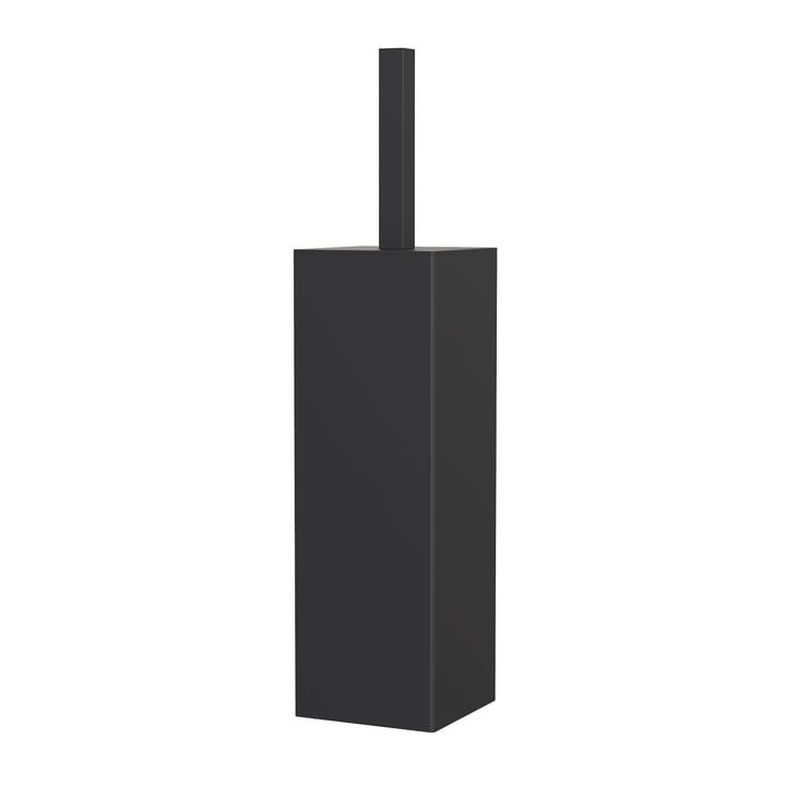 Le set 6 de brosses WC de Quadra Stand de Frost , noir