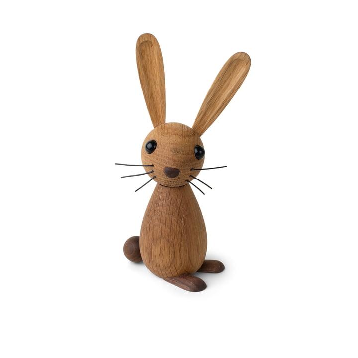 Jumper Figurine en bois de Bunny de Spring Copenhagen