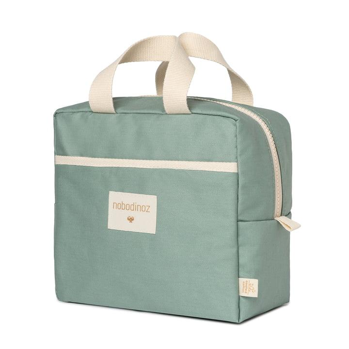 Le site Sunshine Lunch Bag de Nobodinoz, eden green