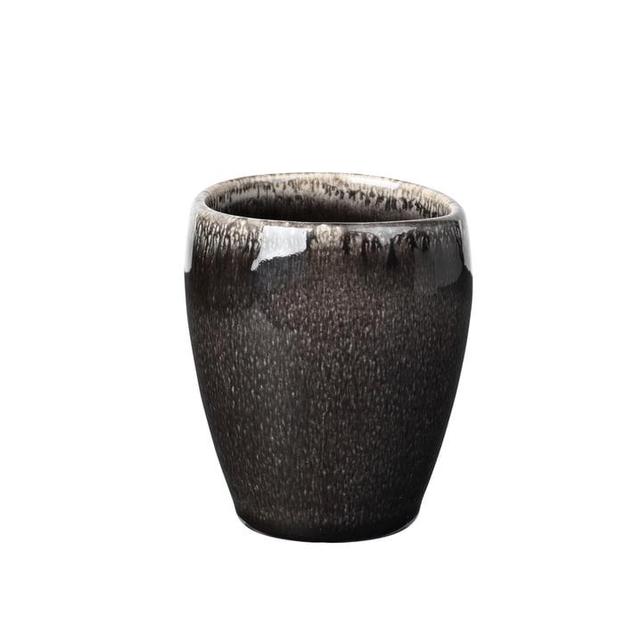 La tasse à espresso Nordic Coal de Broste Copenhagen , 10 cl